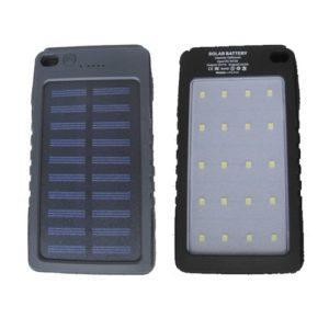 モバイルバッテリー10,000mAh ソーラー・ライト2