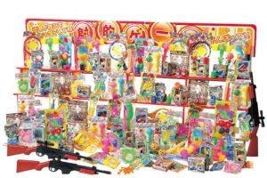 ジャンボ射的大会用おもちゃ景品100個