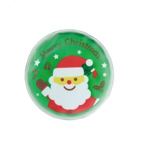 クリスマス リサイクルエコカイロ サンタ