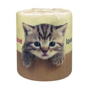やっぱり猫が好き トイレットペーパー
